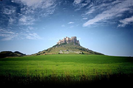 ปราสาทสปิส: Spis Castle
