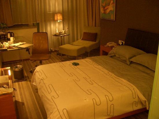Hongzhen Anyue Hotel Weifang Shengli East: 部屋は綺麗でした