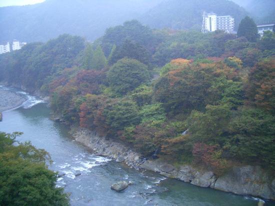 Hotel Nanaeyae: 部屋からの眺望