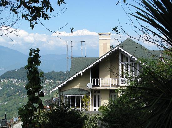Cedar Inn: The view