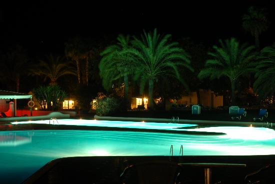 Aldiana Fuerteventura: der schöne Blick auf den Pool