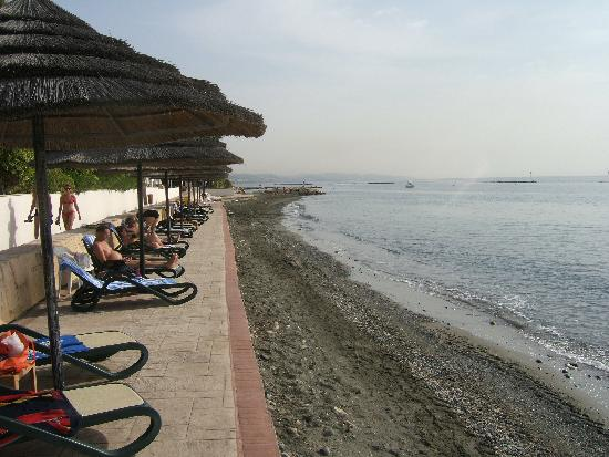 Beach Picture Of Atlantica Miramare Beach Limassol Tripadvisor
