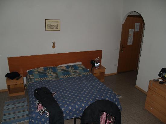 Lastra Bed & Car : Habitación