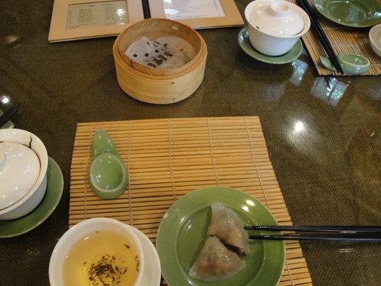 Lock Cha Tea Shop : Tea and Dim Sum
