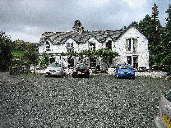 Gwesty Gwernan Hotel: Gwernan Lake Hotel