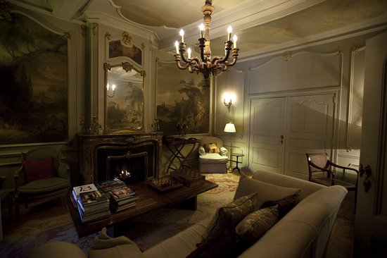 Maison le Dragon Guesthouse: Lobby