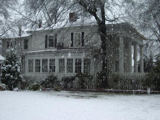 Covington, Géorgie : Winter of 2009