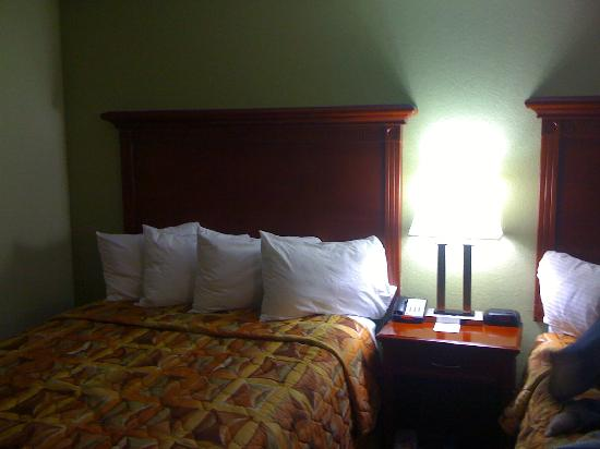 Alexis Inn & Suites Nashville Airport Opryland: bed, very comfy