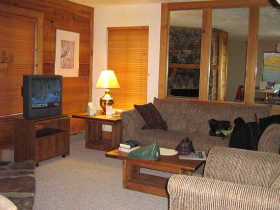 Seven Springs Mountain Resort: Swiss Mountain Condo interior #2