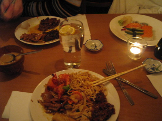 Rice Asian Restaurant & Bar: delicious food @Rice