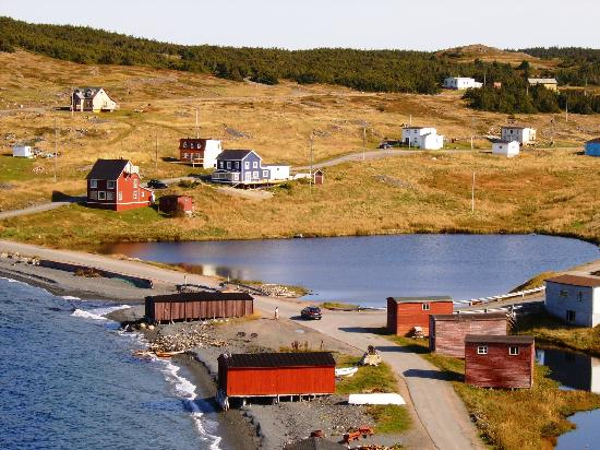 """Port Rexton, Canada: English Harbour """"Old Fishing Village"""""""