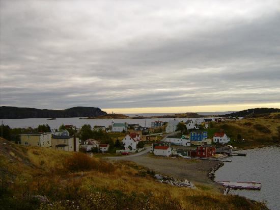 Port Rexton, Canada: View of Old Trinity