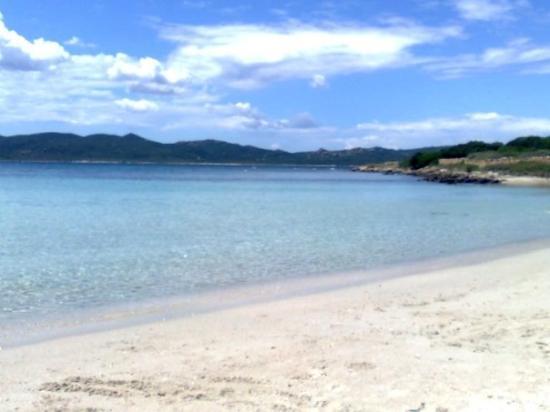 Porto Rotondo, Italien: My favourite beach!