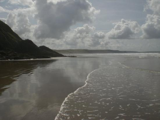 Penycwm, UK: Pen-y-cwm beach