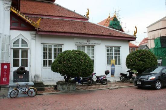 พิพิธภัณฑสถานแห่งชาติกรุงเทพ: IMG_2057