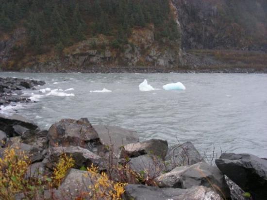 Portage Glacier: Glaciers!!!