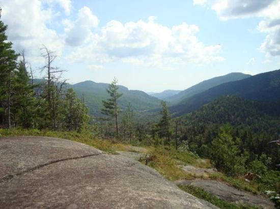 Keene Valley, NY: aaand from Baxter Mtn once again.