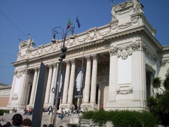 interesting and sarly picture of galleria nazionale d On galleria nazionale di arte moderna roma
