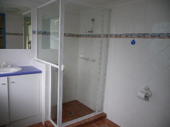 Southport, أستراليا: salle de bains