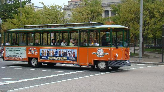 Georgetown Trolley Tours