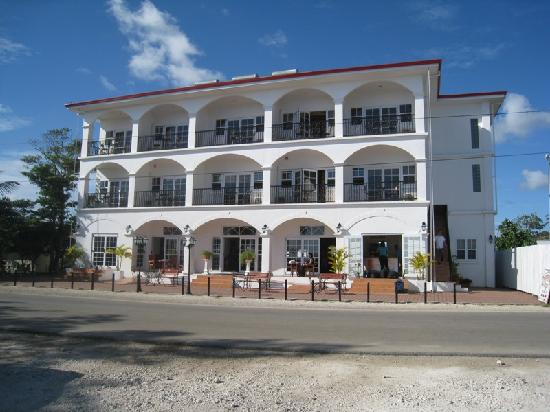Little Italy Hotel: Little Italy - unexpected in Tonga