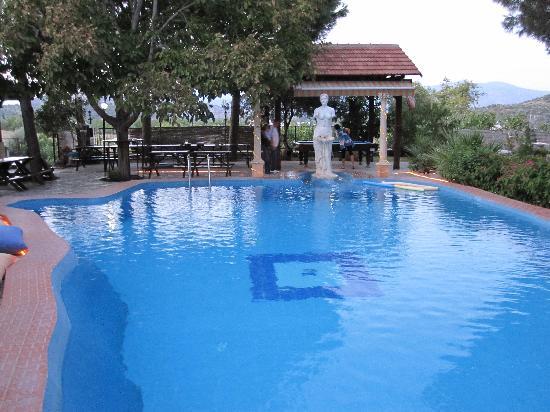 Atilla's Getaway: Swimming Pool
