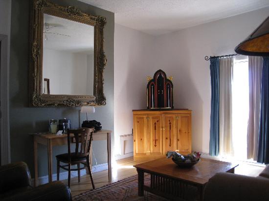 Sierra Grande Lodge & Spa: Sitting room