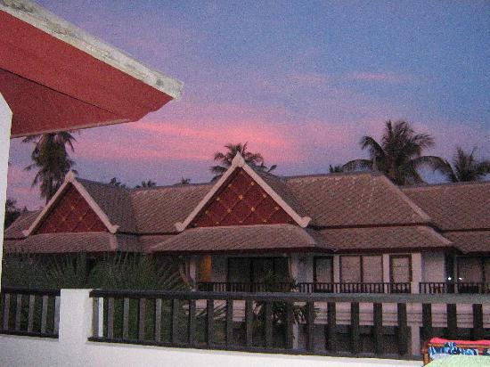 Novotel Samui Resort Chaweng Beach Kandaburi : Sunset