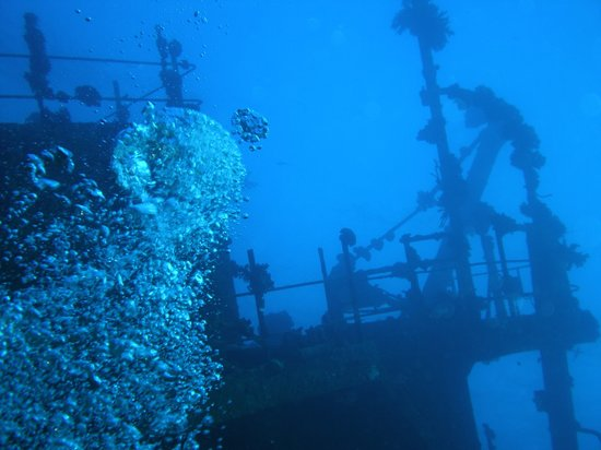 Emperor Divers Hurghada - Day Tours: Wrecks