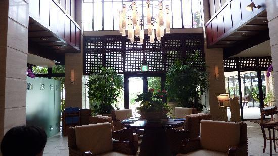 Shigira Bayside Suite Allamanda: ロビー