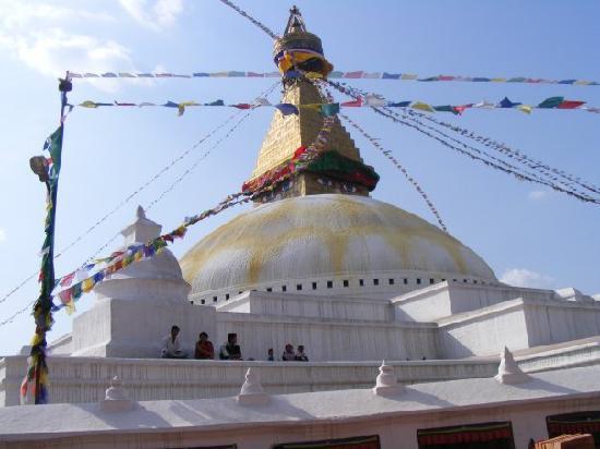 Hyatt Regency Kathmandu: Boudanath Stupa