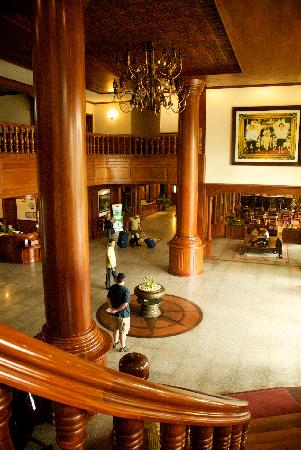 Borei Angkor Resort & Spa : lobby