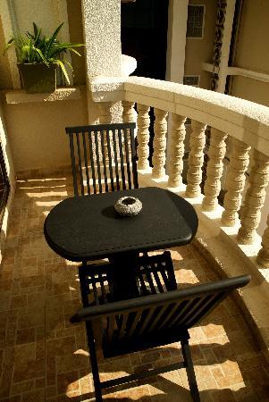 Borei Angkor Resort & Spa : balcony