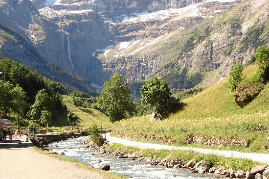 Mont Perdu : En chemin vers gavarnie
