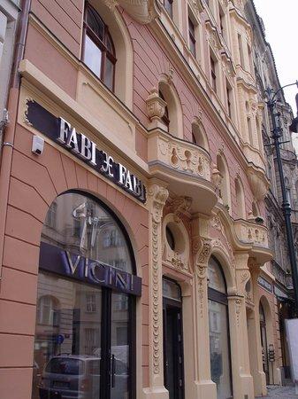 Prague Luxury Apartments: Building