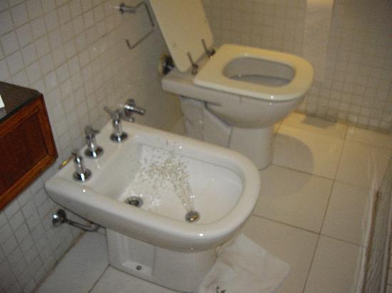 Vain Boutique Hotel: La salle de bain