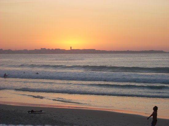 Baleal Surf Camp: Sunset