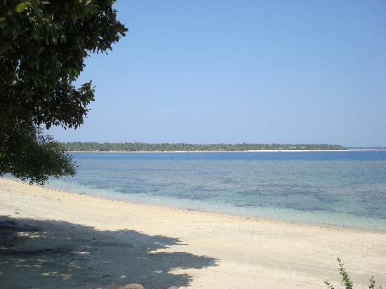 The Oberoi, Lombok : The Oberoi beach