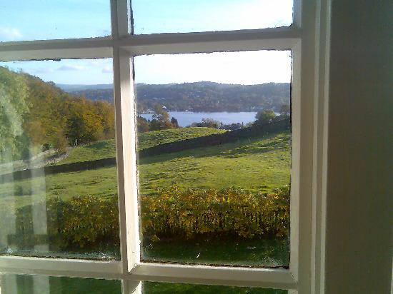 Hawkrigg Guest House: A room view