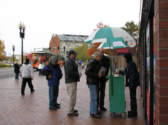 Old Town Trolley Tours: Validating e-ticket