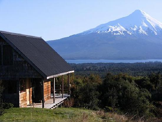 Tres Rios Lodge Fly Fishing & Adventure: The private quest cabin at Tres Rios Lodge