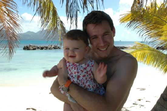 Beachcomber Seychelles Sainte Anne: Fantastic Beach