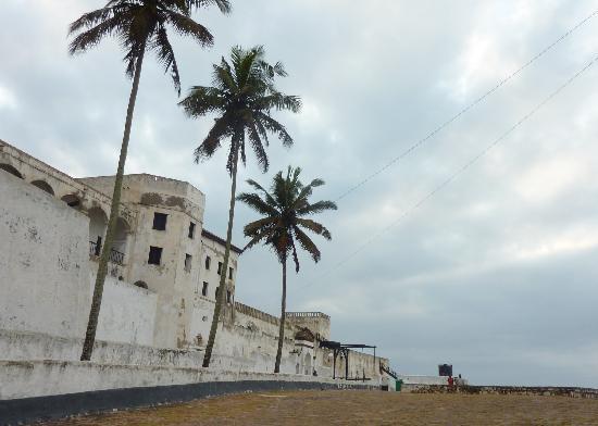 Coconut Grove Bridge House: Elmina Castle
