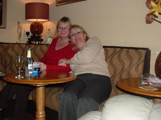 The Bluebell Hotel: Julie and Cat