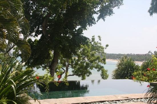 Four Seasons Resort Bali at Jimbaran Bay: View from villa 103