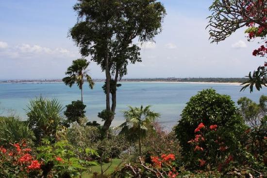 Four Seasons Resort Bali at Jimbaran Bay: Breakfast view
