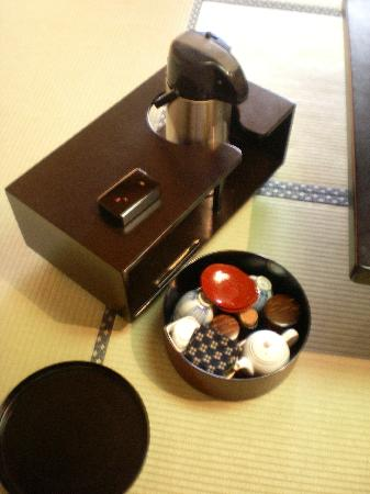 Shimoda Yamatokan: Tea Making Kit