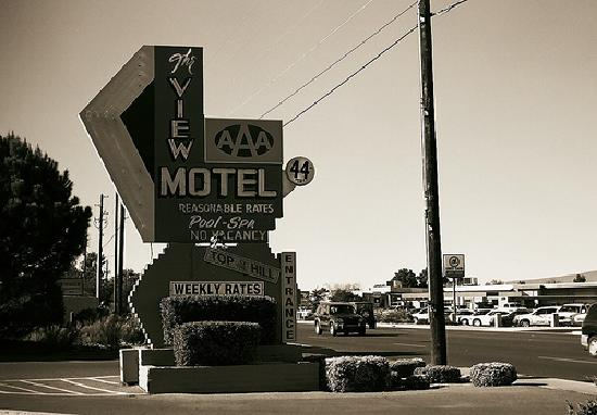 View Motel: The View, Cottonwood, Highway 89A