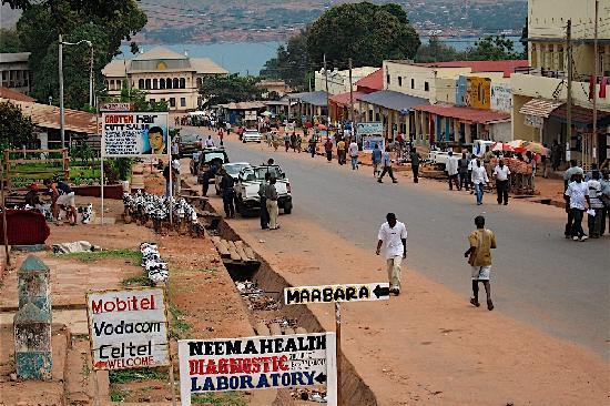 Nzimano Hotel: Kigoma