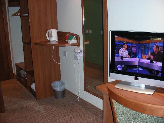 Park Inn by Radisson Doncaster: TV